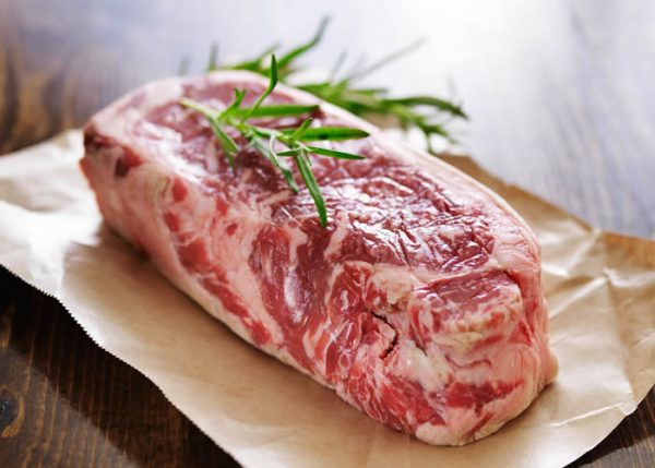NY Strip Steak - L77 Ranch Steaks and Premium Dry Aged Ground Beef